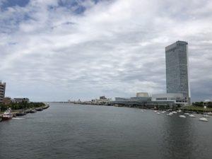 新潟 信濃川