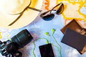 旅行の準備 (2)