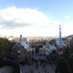 スペイン バルセロナ グエル公園