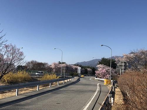 伊那インター前バス停(高速バス)