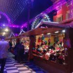 ニース クリスマスマーケット