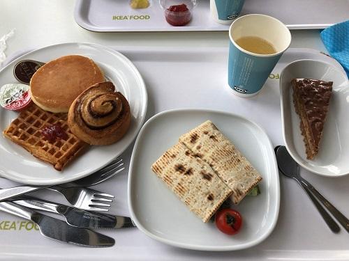 IKEA港北店 レストラン モーニング