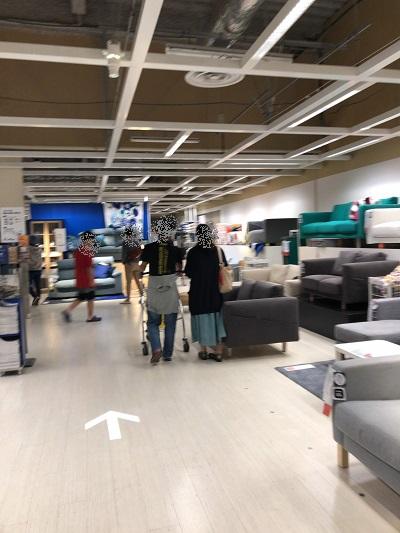 IKEA港北店 家具