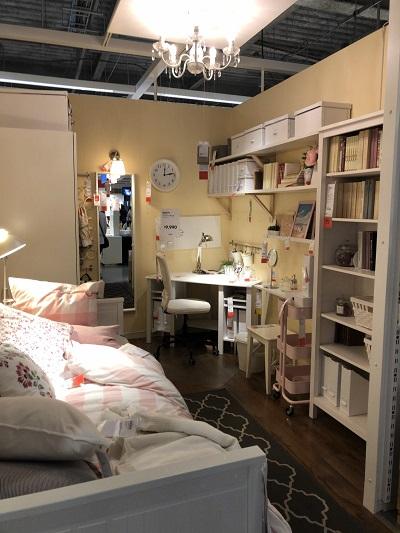 IKEA港北店 モデルルーム