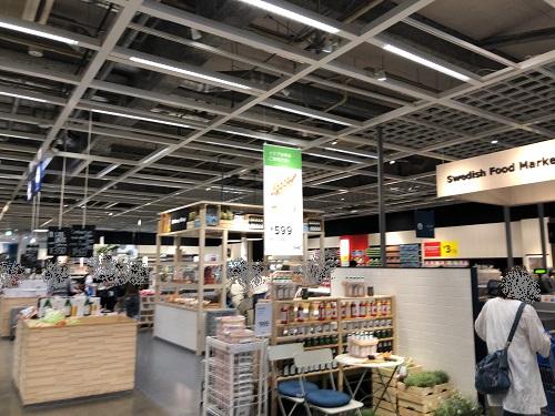 IKEA港北店 スウェーデンフード