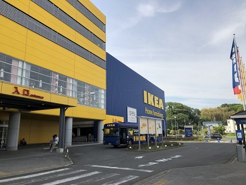 IKEA港北店