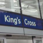 ロンドン キングスクロス駅