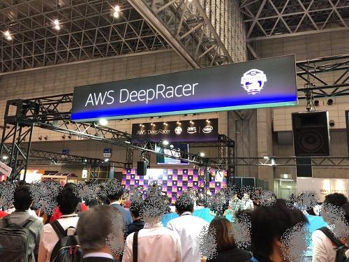 AWSサミット2019 DeepRacer
