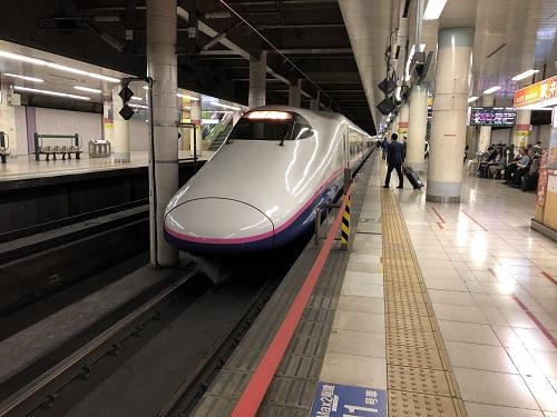 上野駅 やまびこ