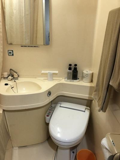 仙台 ロイヤルメイフラワー トイレ