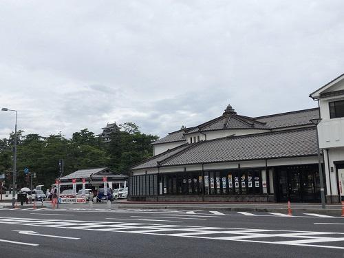島根 松江 松江城
