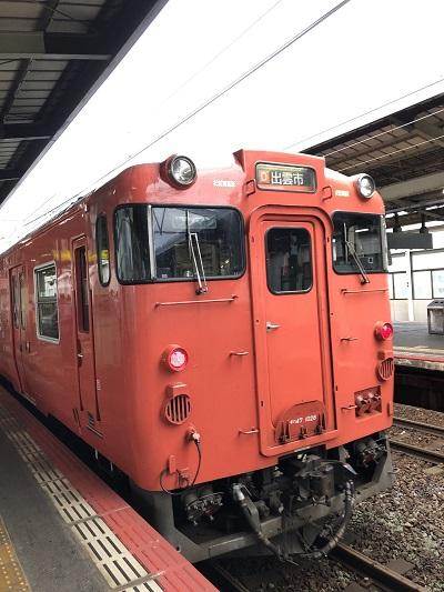 島根 松江 電車