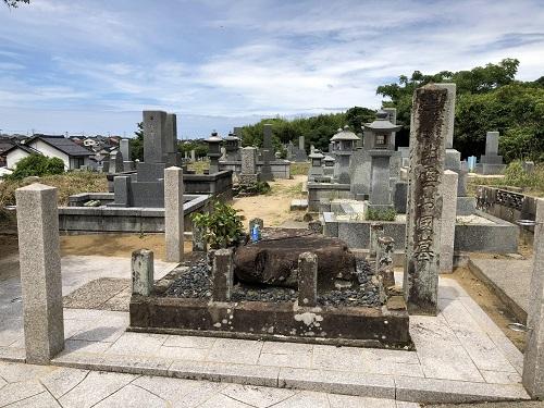 島根 出雲 出雲阿国の墓