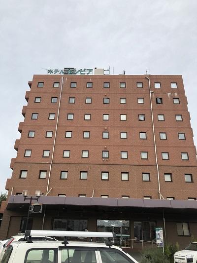 ホテルセンピア 伊那 長野