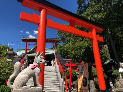 犬山城 神社