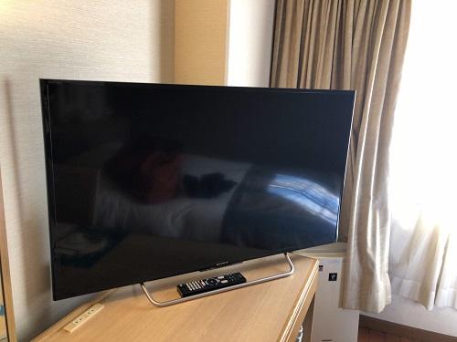 岐阜キャッスルイン 部屋 テレビ