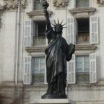 ニース 自由の女神