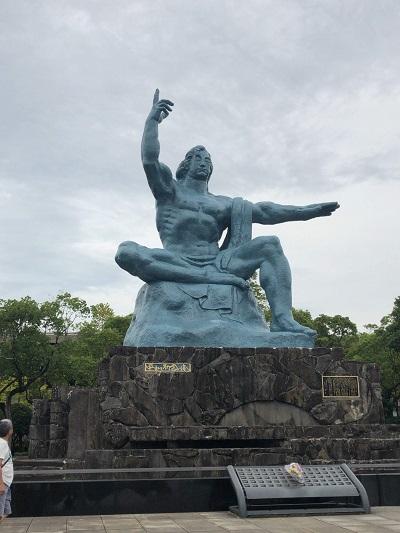 長崎 平和公園