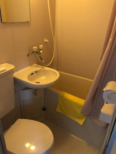 長崎 ホテル ニュートップ 浴室