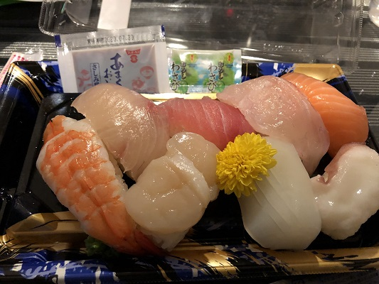 長崎 寿司 甘い刺身醤油