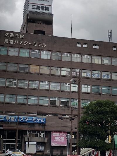 長崎 高速バスターミナル