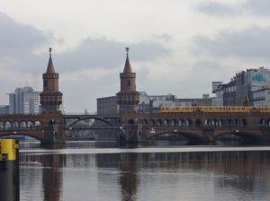 ドイツ ベルリン オーバーバウム橋