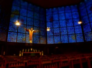 ドイツ ベルリン カイザーヴィルヘルム教会