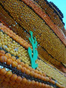 マントン レモン祭り