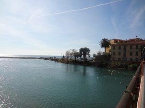 ヴァンチミリア イタリア 海