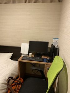 大分 ホテル スマートスリープス 客室