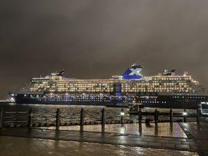 セレブリティミレニアム 豪華客船