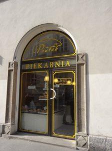ポーランド クラクフ パン屋
