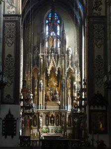 ポーランド クラクフ 教会