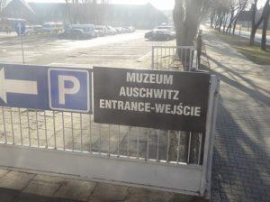 ポーランド クラクフ アウシュビッツ