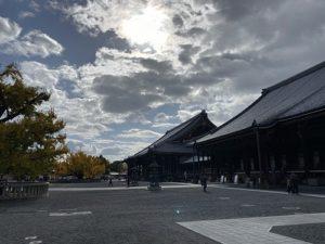 京都 西本願寺