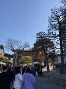 京都 伏見稲荷 参道