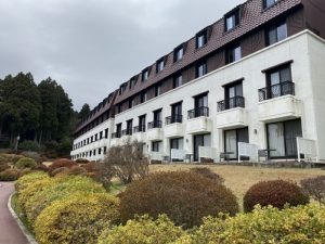 箱根 山のホテル