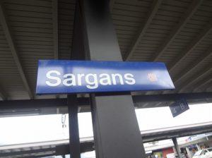 スイス サルガンス