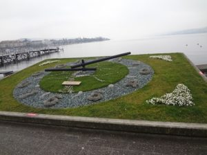 スイス チューリッヒ 湖