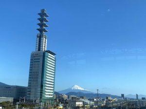 静岡 東静岡 富士山