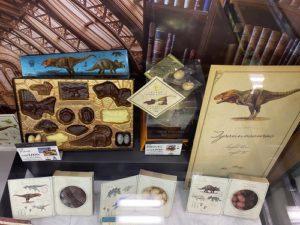 チョコレート 恐竜