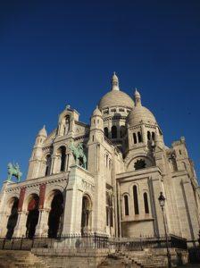 パリ サクレクール寺院