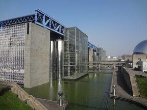 フランス パリ サンマルタン運河