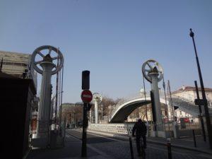 フランス パリ Parc de la Villete