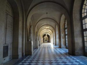 パリ ベルサイユ宮殿