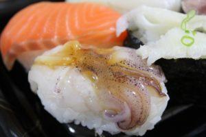 寿司 生もの