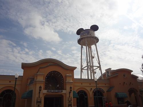 ディズニースタジオパリ