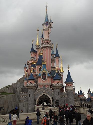 ディズニーランドパリ フランス