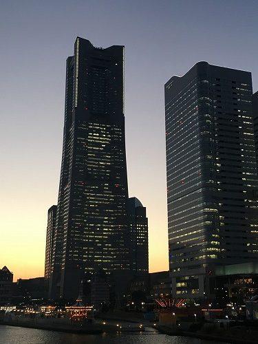 ランドマークタワー 横浜