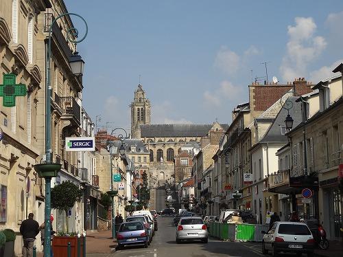 フランス ポントワーズ